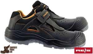 66681570 Buty robocze BCA sandał roboczy z wkładką antyprzebiciową