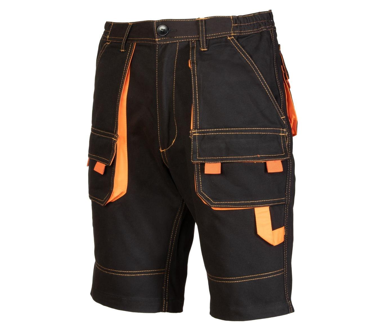 2588491fce7d09 Spodnie krótkie spodenki robocze do pasa Brixton SPARK 100% bawelna ...